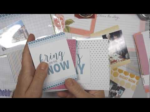 Memories and more Scrapbook mit Stampin Up!