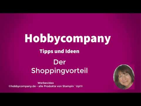 Stampin UP! Shoppingvorteil