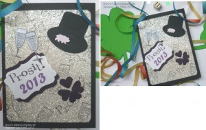 Glitzerpapier von Stampin`Up!