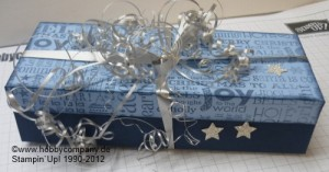 weihnachtliche verpackungen archive basteln mit papier und stampin up. Black Bedroom Furniture Sets. Home Design Ideas