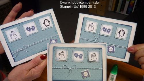 Workshop-Impressionen von der Hobbycompany
