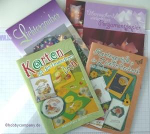 25 Jahre Hobbycompany und hier Bücher von Hannelore Drews