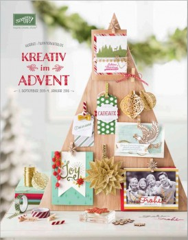Saisonkatalog Stampin Up