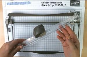 Zubehör Rollenschneider zum Papierschneider von Stampin`Up!