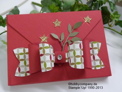 Geschenkidee Briefbox