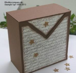 Stanz-und Falzbrett für Briefumschläge