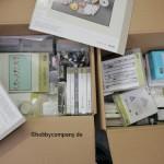 Bestellung von Stampin`Up! heute eingetroffen