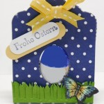 Mini-Geschenkverpackung für Ostern