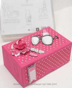 Geschenkverpackung Beauty Box