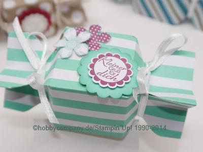 Knallbonbons Basteln knallbonbon verpackung mit dem stanz und falzbrett basteltipps und