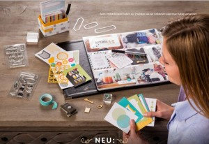 Project Life bei Stampin Up