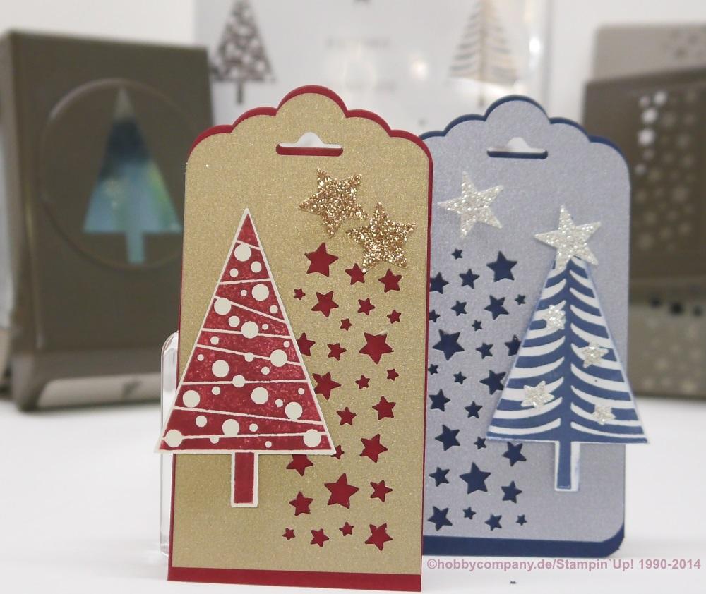 video anleitung weihnachtlicher anh nger mit stanzen basteln mit papier und stampin up. Black Bedroom Furniture Sets. Home Design Ideas