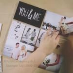 Ein Hochzeitsalbum mit Project Life von Stampin Up