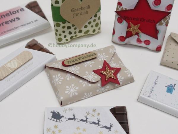 geschenkverpackung f r mini schokoladen basteltipps und produkte von deiner stampin up. Black Bedroom Furniture Sets. Home Design Ideas