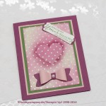 Stampin Up Saisonkatalog und Sale-A-Bration Aktion