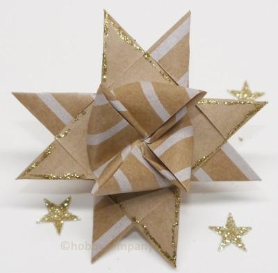 froebelsterne origami basteltipps und anleitungen von stampin up demonstratorin. Black Bedroom Furniture Sets. Home Design Ideas