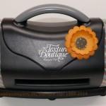 Prägemaschine Texture Boutique von Stampin Up