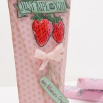 Geschenkverpackung mit Stempelset Market fresh