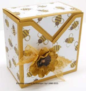 Ideen mit dem Stanz-und Falzbrett für Geschenkschachteln von Stampin Up