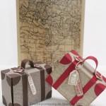 Geschenkverpackung Koffer