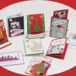 Weihnachtskarten ATC-Club Hobbycompany