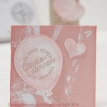 Briefumschlag zum Valentinstag