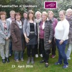 Teamtreffen Stampin Up Demonstratoren in Quickborn