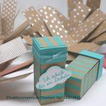 Anleitung Explosionsbox als Geschenkverpackung