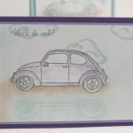 Anleitung Spiegeltechnik – VW Käfer gespiegelt