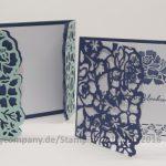 filigrane Grußkarten mit dem Produktpaket Florale Grüße