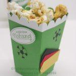 Basteltipp der Woche -Popcorn zur Fußball EM Party