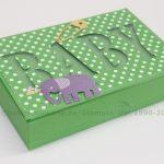 Geschenkverpackung-Schüttelbox