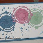 Katalogparty mit den neuen Stampin UP Produkten