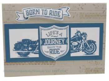 Stempelset für Motorradfans