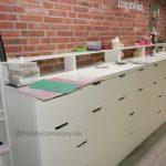 DIY-selbst ist die Frau bei der Hobbycompany in Quickborn