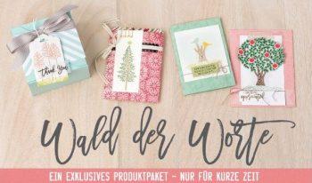 Wald der Worte, Produktpaket