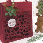Verpackung Tasche mit Thinlits Florale Fantasien
