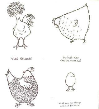Das Gelbe vom Ei Stempelset Stampin`Up!