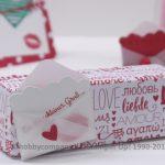 Valentinstag-Basteltipp für ein Geschenk