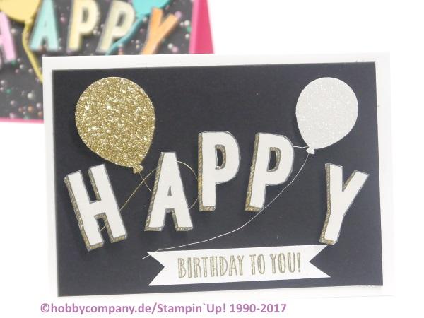 Geburtstagskarten Basteln Fur Jungs.Geburtstagskarte Basteln Schnell Und Einfach Mit Stampin Up