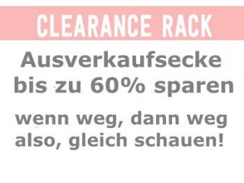 Ausverkaufsecke-Clearence Rack
