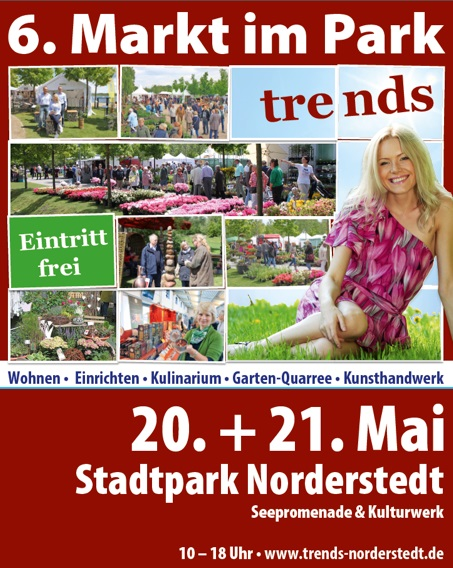 Messe Trends Norderstedt Stadtpark