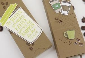 Geschenkverpackung Kaffee Ole