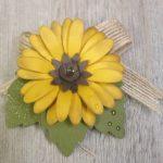 Sonnenblumen basteln