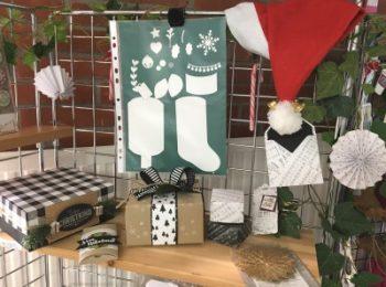 weihnachtliche Katalogparty