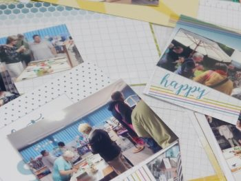 Memories and More Scrapbooking mit Stampin Up!