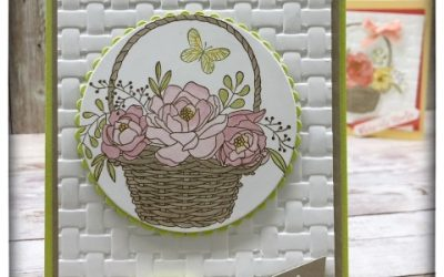 Blumenkorb Produktpaket