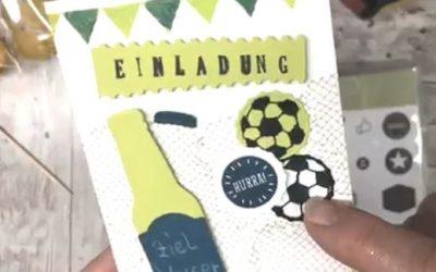 Fußball Basteltipps
