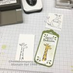 Stampin Up! Katalog-Party Mai 2018