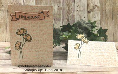 Die Hochzeit Tipps für Einladungskarten